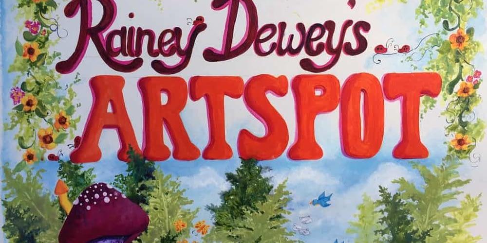 Rainey Dewey Artspot