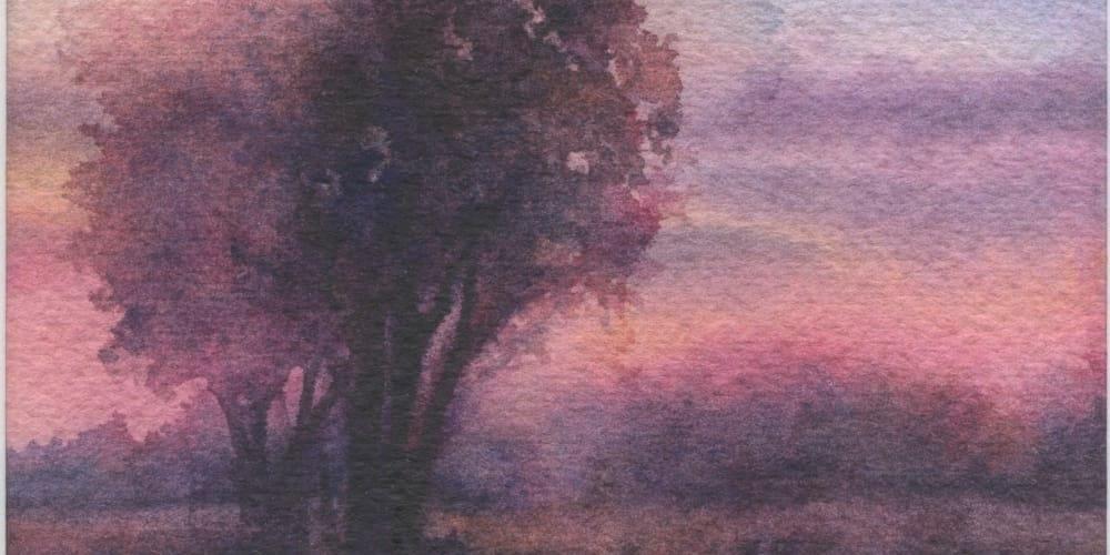 Rainey Dewey Art Sundown